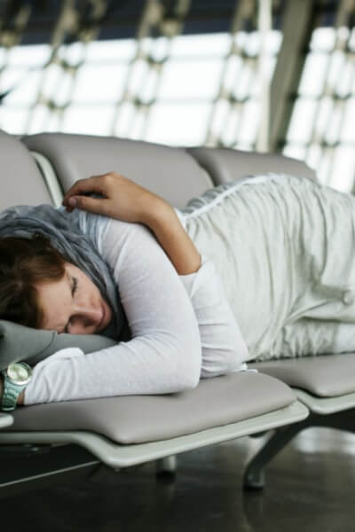 Six Steps to Surviving Jetlag