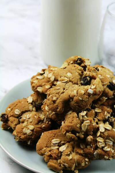 Picnic Packers Oatmeal Cookies