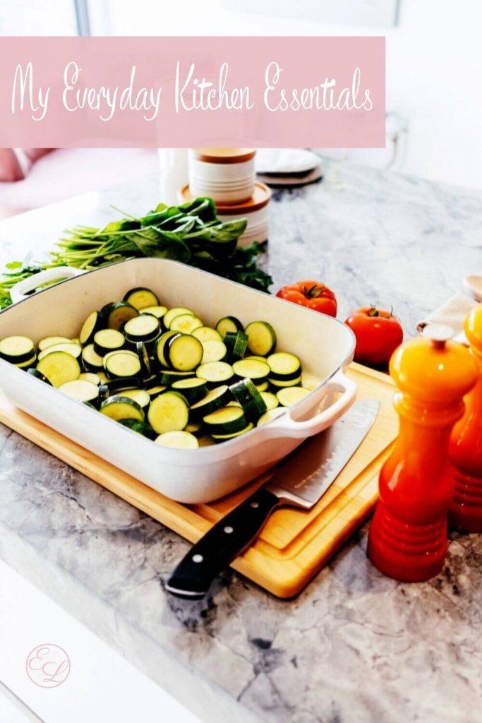 My Everyday Kitchen Essentials