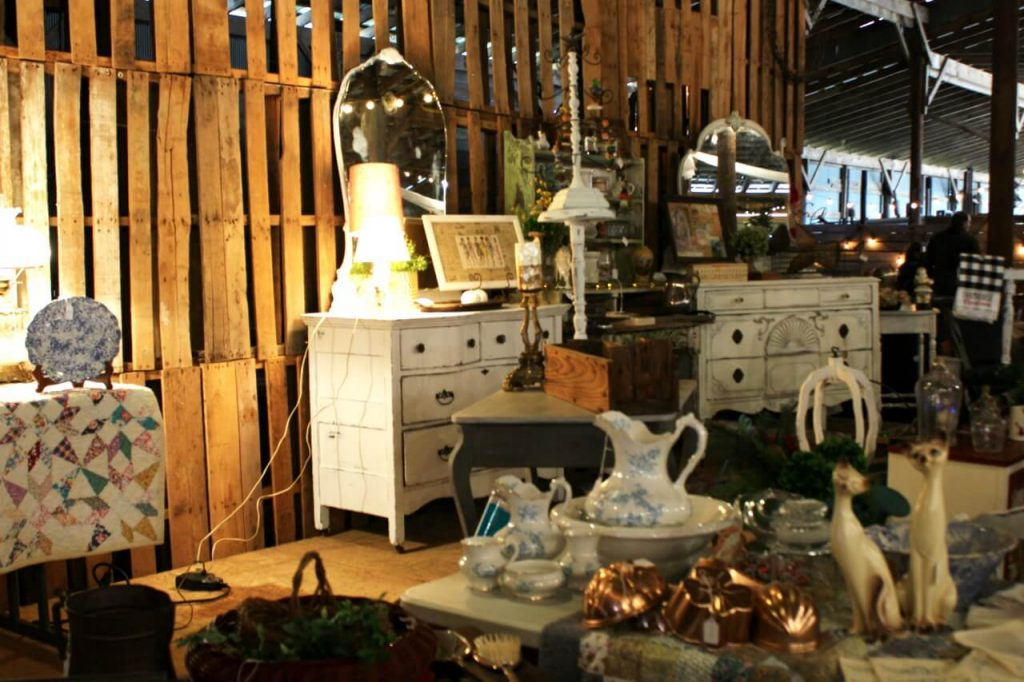 The Tarheel Antiques Festival and Christmas Craft Show