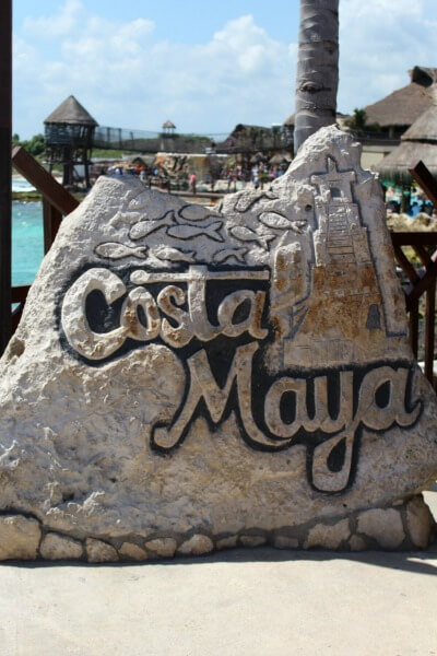 Costa Maya and Chacchoben